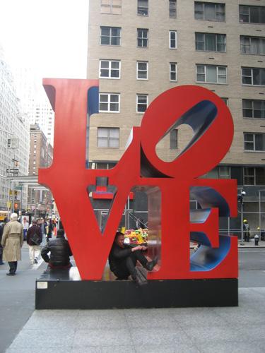 Amor na Sexta Avenida