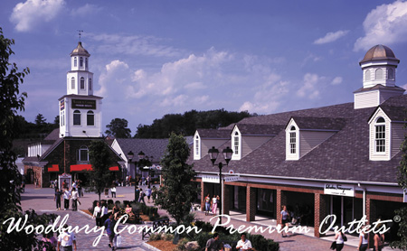 Fonte: Woodbury Common Premium Outlets