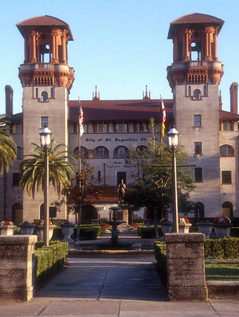 Prefeitura (Fonte: http://en.wikipedia.org/wiki/St._augustine_florida)