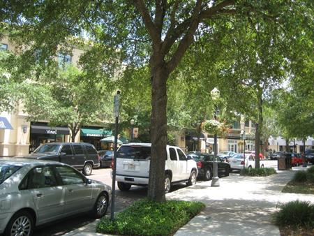 A tranqüila Park Avenue