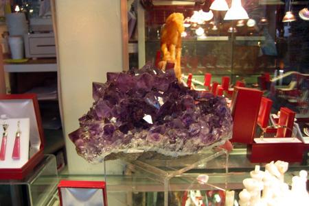 Encontrar pedras preciosas...