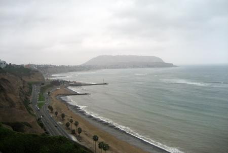 Uma vista para o Pacífico!