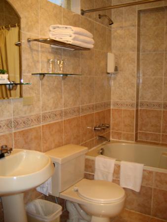 Banheiros reformados