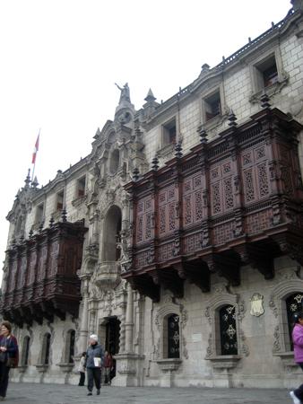 O Palácio Arcebispal
