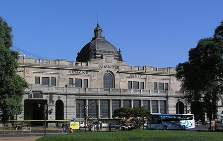 Estación de Retiro - Fonte: Wikipedia