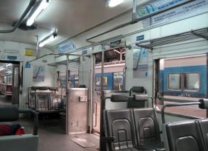 Trem urbano para Mitre