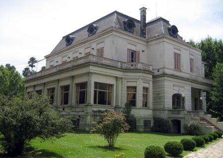 Club Italiano, um dos mais bonitos da Avenida Mitre