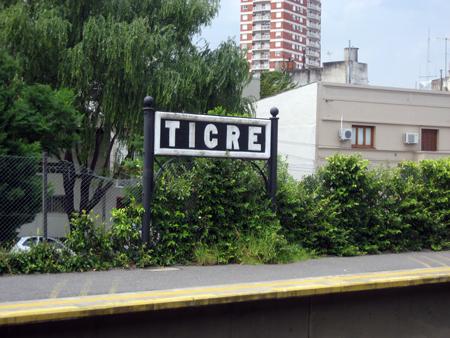 Estación Tigre
