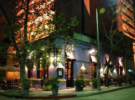 O restaurante Francis, em Punta Carretas