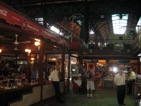O Mercado del Puerto