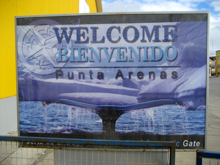 Quinta escala: Punta Arenas