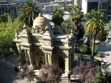 Dois dias em Santiago