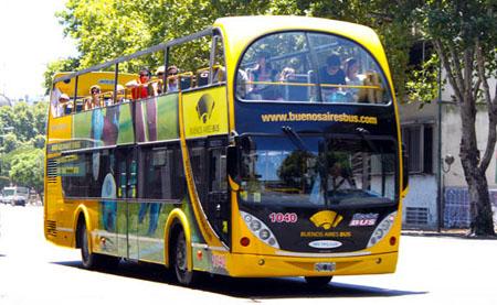Bus Turístico Buenos Aires – algumas impressões