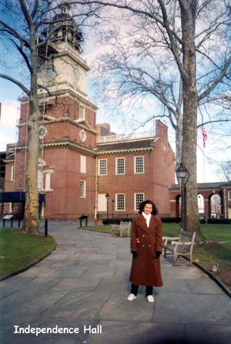 01. Carla - Independence Hall