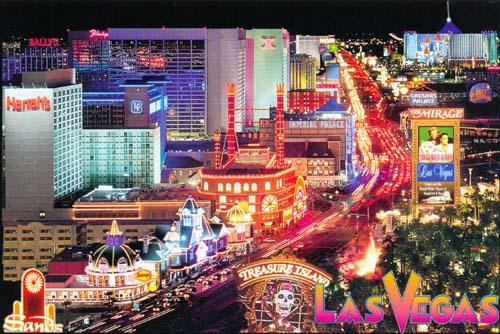 01. Vegas by Night