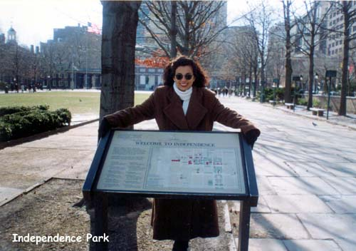 02. Carla - Independence Park