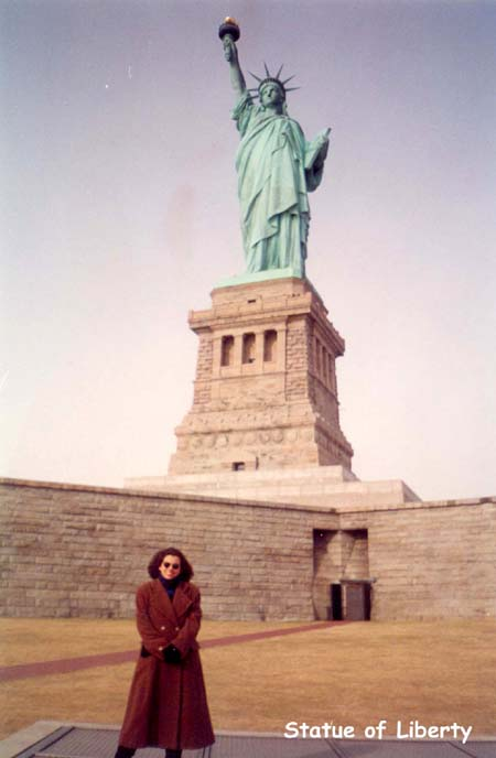 02. Statue of Liberty