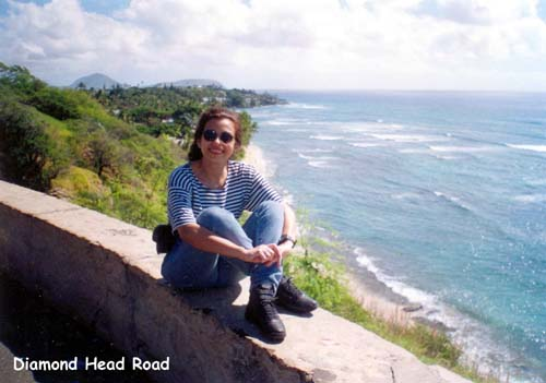 03. Diamond Head Road
