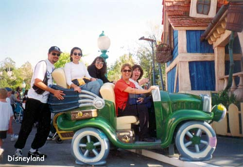 08. Disneyland