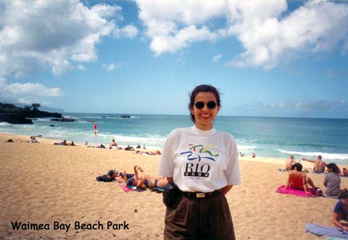 09. Waimea Bay Beach Park
