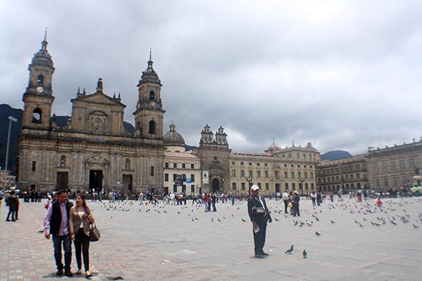 Plaza de Armas - Bogotá