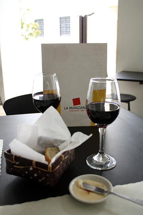 Café La Manzana