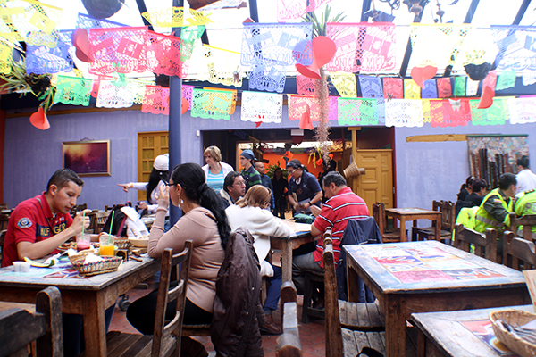 Restaurante Jicá