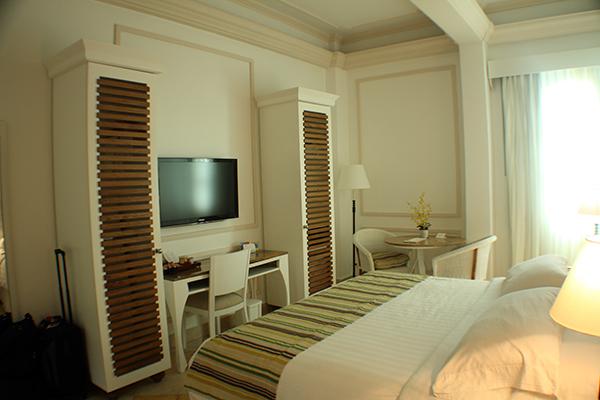 Quarto superior - Hotel Caribe