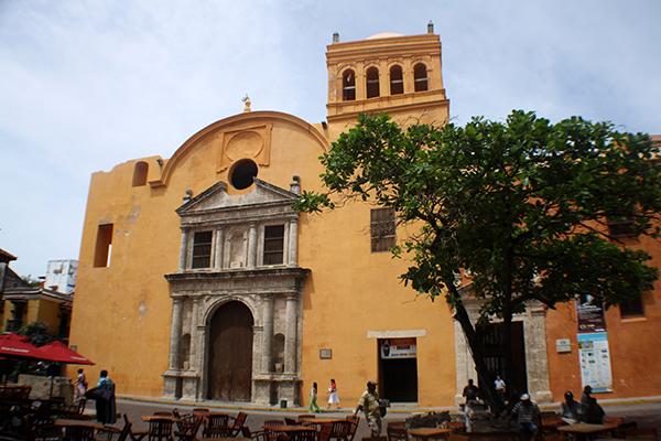 Convento e Plaza de Santo Domingo