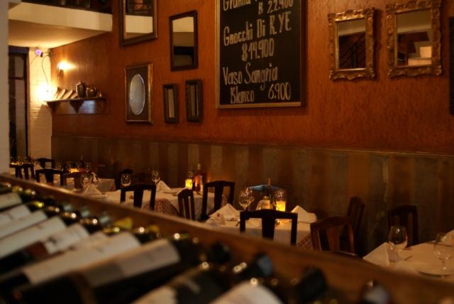 Restaurante Di Lucca