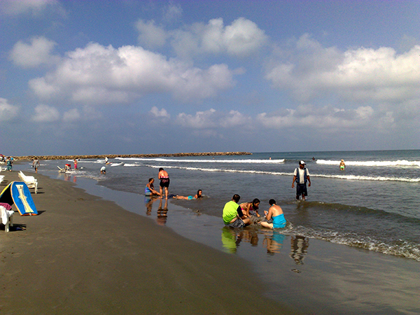 Praia de Bocagrande