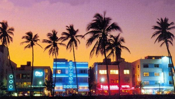 Fundo do baú: Miami