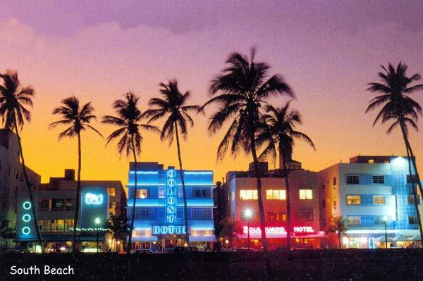 01. South Beach