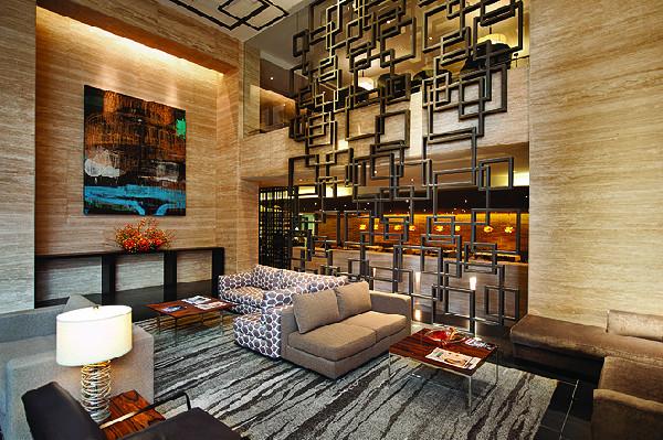 Lobby - Hilton Bogotá
