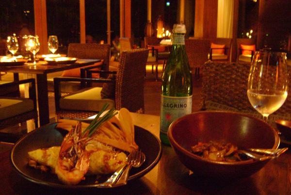 Primeiro jantar
