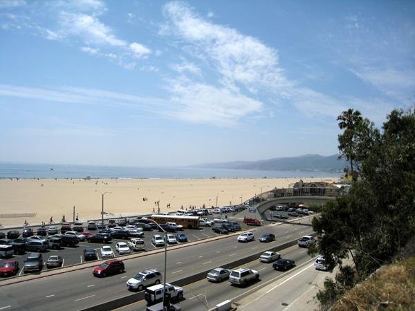PCH - Santa Monica