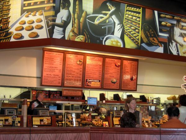 Corner Bakery Café - Westwood
