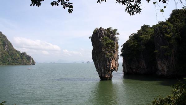 Dia 35, 29/01 – Parque Nacional Ao Phang Nga