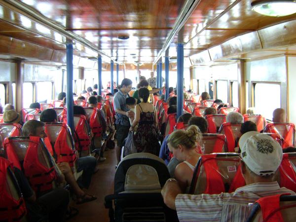 Ferry Phuket - Phi Phi