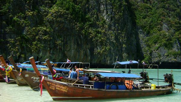 Dia 37, 31/01 – Koh Phi Phi Leh