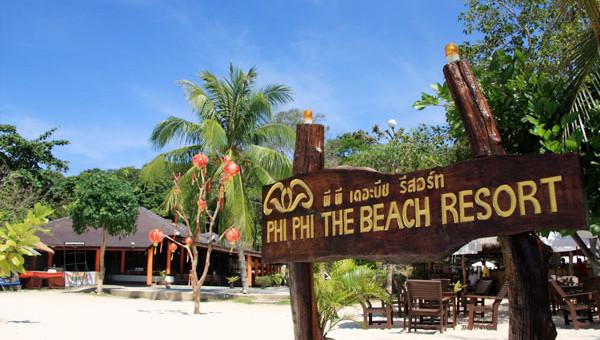 The Beach Resort, Koh Phi Phi