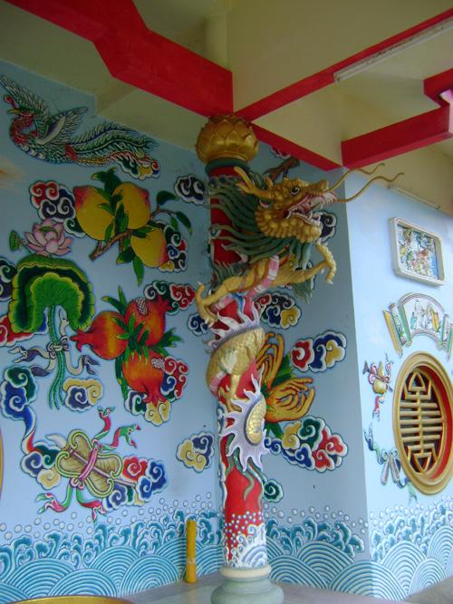 Detalhes das paredes