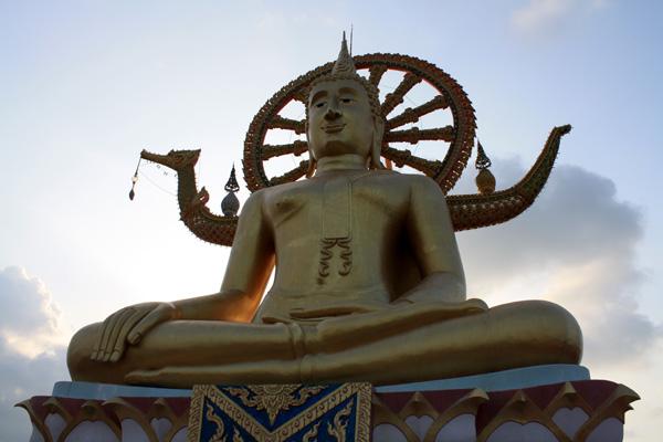 Close no Buda...