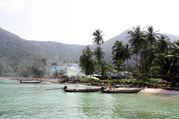 Barcos pesqueiros