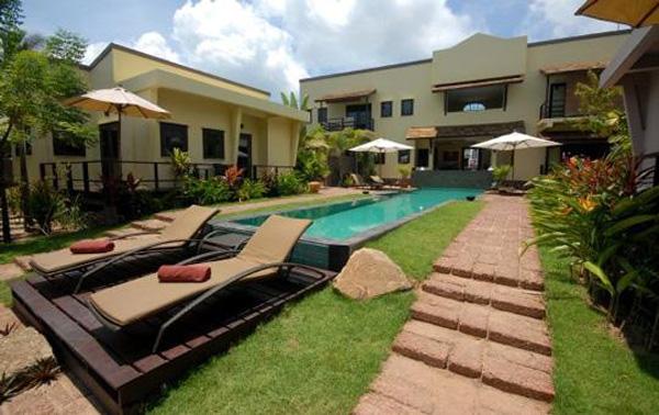 Hotel Villa Tanamera